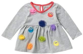 Sesame Street HAPPY THREADS Isaac Mizrahi Dress (Baby Girls)
