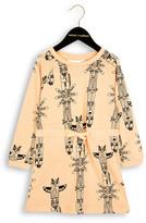 Mini Rodini Organic Cotton Romper Dress