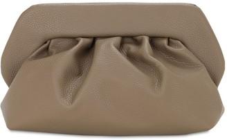 Themoirè Bios Recycled Leather Clutch