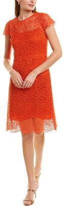 Elie Tahari Elissa Sheath Dress