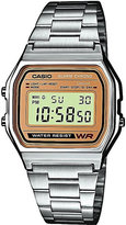 Casio A158wea9ef Unisex Stainless Steel Watch