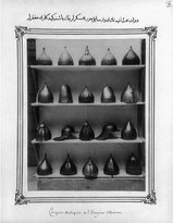 Historic Photographs Photo: Ottoman helmets