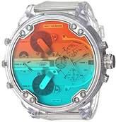 Diesel Mr Daddy 2.0 - DZ7427 (Clear) Watches