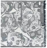 Alexander McQueen 'Big Skull' scarf