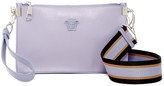 Versace Leather Wristlet with Crossbody
