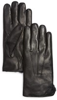 The Men's Store at Bloomingdale's Three Cord Gloves with Rabbit Fur Lining