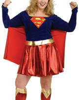 Rubie's Costume Co Supergirl Costume Set - Plus