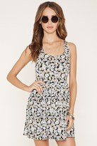 Forever 21 FOREVER 21+ Daisy Knotted-Back Dress