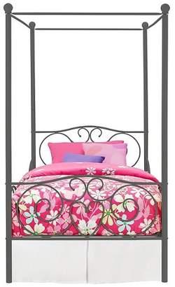 Room & Joy Full Clara Metal Bed White