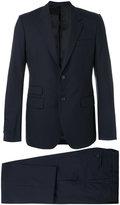 Givenchy two button suit - men - Cotton/Acetate/Cupro/Wool - 48