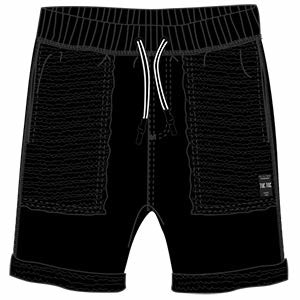 Tuc Tuc Tuc Baby Boys' Basbbs20 Swim Trunks Black (Negro 30) 56/62 (Size: 3M)
