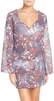 Luli Fama Women's Boheme Tunic Cover-Up
