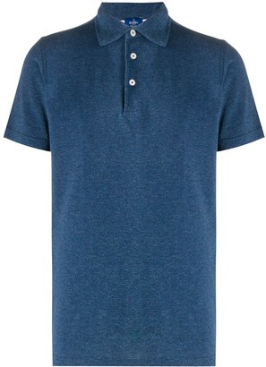 Barba Short-Sleeve Polo Shirt