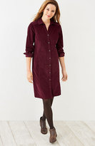 J. Jill Pincord Shirtdress