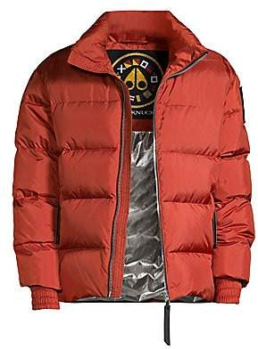 Moose Knuckles Men's Maginot Quilted Puff Jacket