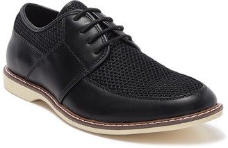 X-Ray Lace Woven Derby