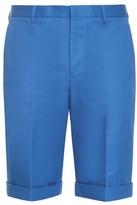 Balenciaga Cotton Chino Shorts