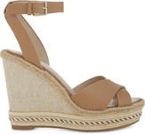 Aldo Clodia leather wedge sandals