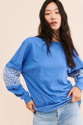 Urban Outfitters Cape May Embellished Top