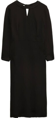 Great Plains Wentworth Tailoring Long Sleeve Dress