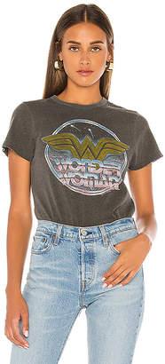 Junk Food Clothing Wonder Woman Logo Tee