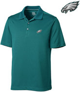 Cutter & Buck Men's Philadelphia Eagles DryTec Glendale Polo Shirt