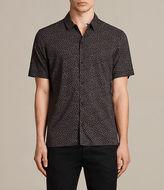 Allsaints Akaw Short Sleeve Shirt