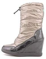 Cougar Womens Gander Almond Toe Mid-calf Fashion Boots.