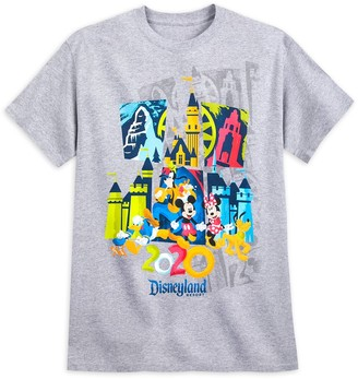 Disney Mickey Mouse and Friends T-Shirt for Adults Disneyland 2020