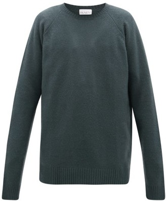 Raey Oversized Cashmere Sweater - Dark Green
