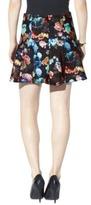 Mossimo Women's Scuba Skirt - Floral Print
