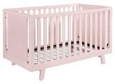 Shermag Grayson 3-in-1 Convertible Crib - Pink