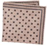 Thomas Mason Squares Pocket Square