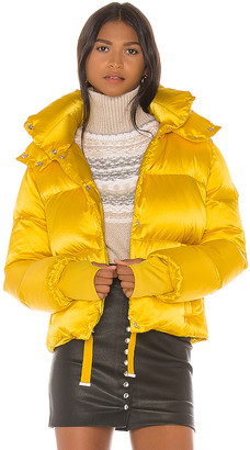 SAM. Satin Sydney Puffer Jacket