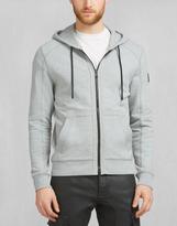 Belstaff Fleming Sweatshirt Mid Grey Melange