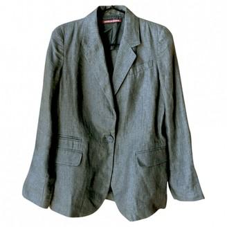 Comptoir des Cotonniers Khaki Linen Jackets