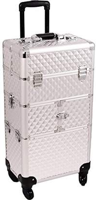 SUNRISE Hair Stylist Case I3164 Makeup Train Organizer