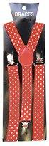 Sock Snob - Unisex Adult Fun Fancy Dress Braces, Suspenders