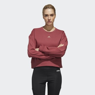 adidas x Zoe Saldana Collection Women's Cropped Sweatshirt