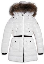 Moncler Girls' Fragont Puffer Coat - Sizes 4-6