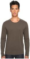 The Kooples Light Basic Cotton Zip Shirt Men's T Shirt