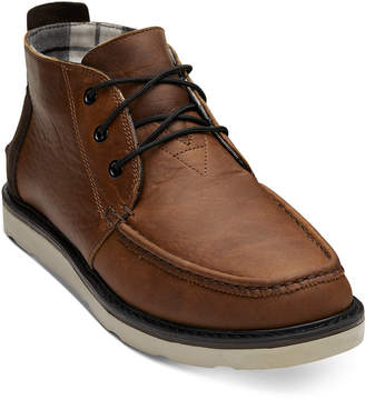 Toms Men Waterproof Chukka Boots Men Shoes