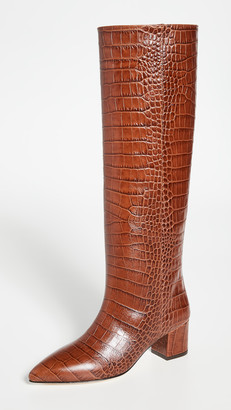 Paris Texas 50mm Moc Croco Boots