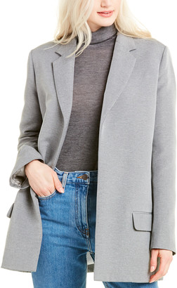 The Row Lohjen Silk-Blend Blazer