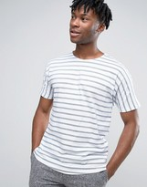 ONLY & SONS Crew Neck Striped T-shirt