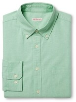 Merona Men's Button Down Shirt Catmint