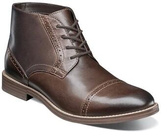 Nunn Bush Middleton Cap Toe Chukka Boot - Wide Width Available
