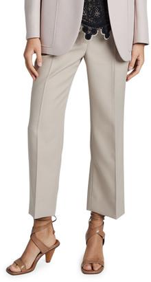 Stella McCartney Straight-Leg Cropped Pants