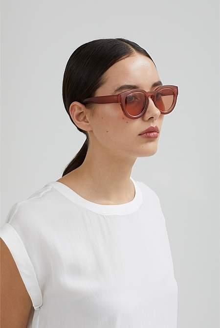 Country Road Poppy Sunglasses