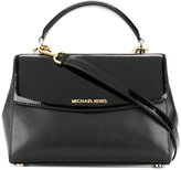 MICHAEL Michael Kors removable strap flap tote
